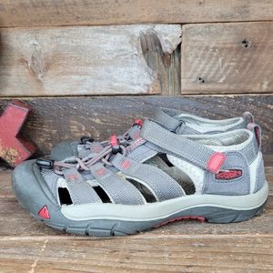 Waterproof Keen Adjustable Velcro Strap Sandals